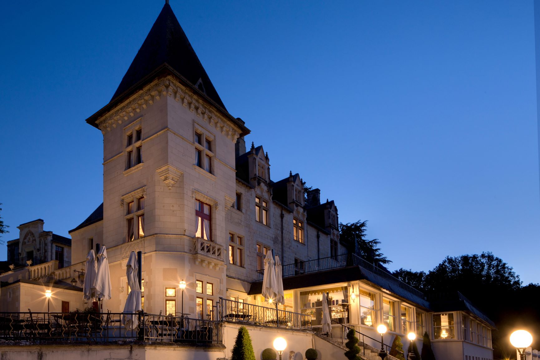 Château le Prieuré **** | Hotel in Loire Valley | OFFICIAL WEBSITE